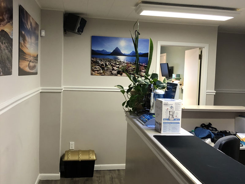 David M. Rahr DDS - Office Tour